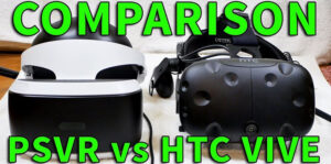 HTC Vive Vs PlayStation VR 2021 Top Full Guide