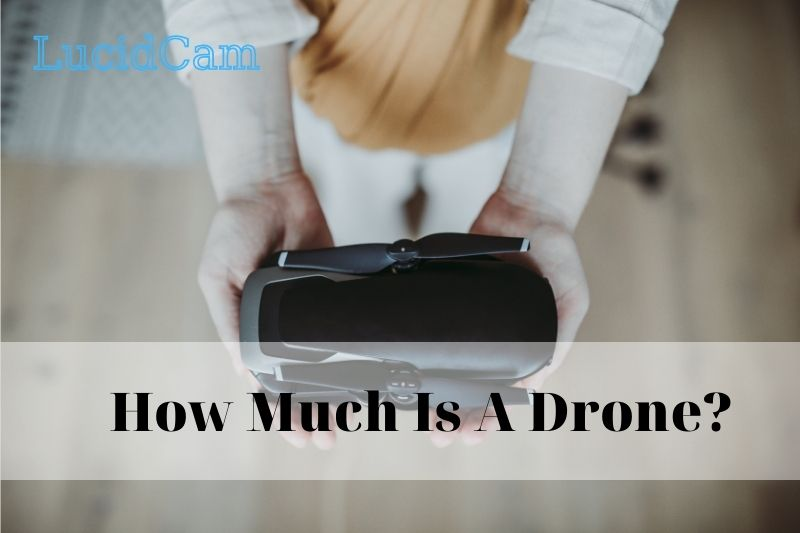How Much Is A Drone