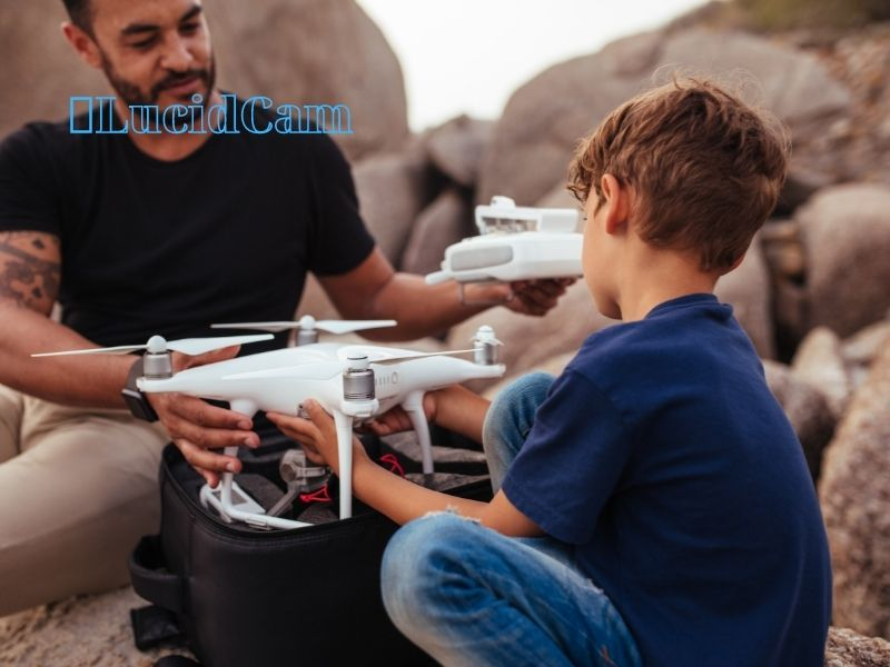 How to fly fpv drone