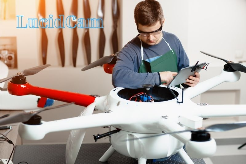 What Programming Languages are used to program drones