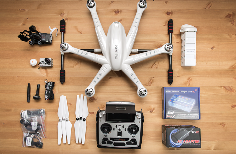 Applications of Drones