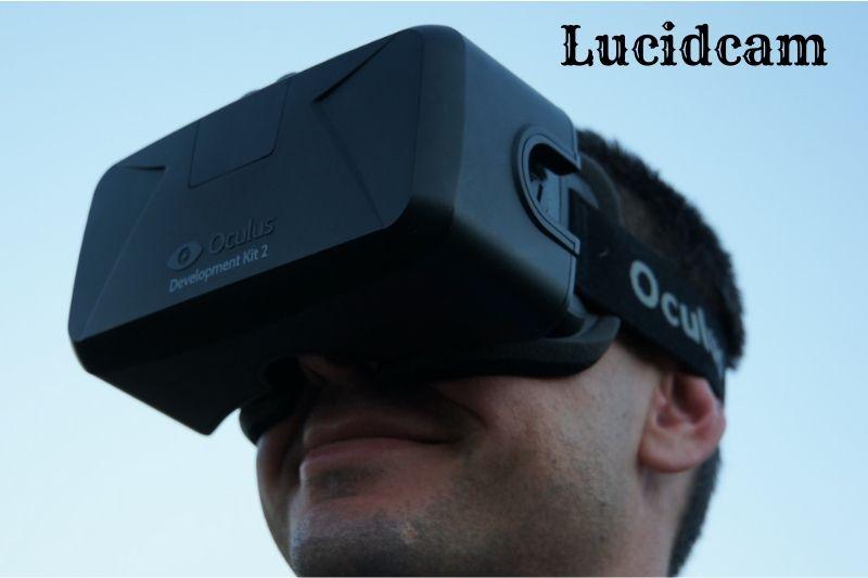 Oculus Rift FPV Goggle