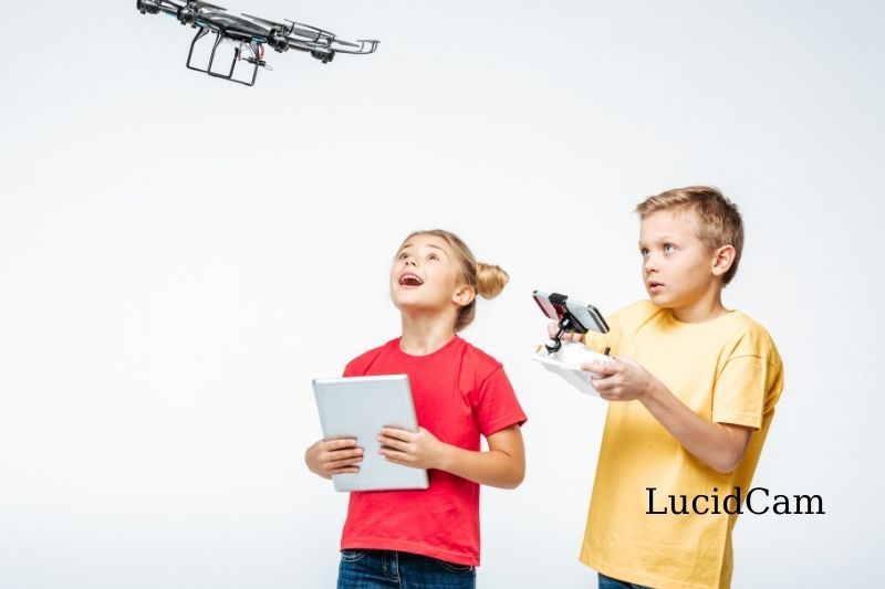 How To Choose The Best Drone Performed For Kids
