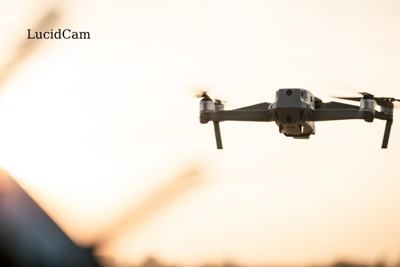 What are the different types of drones for professionals