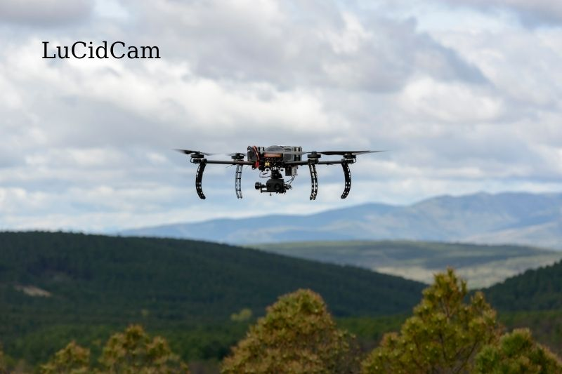 Application Surveillance Drones In Real Life