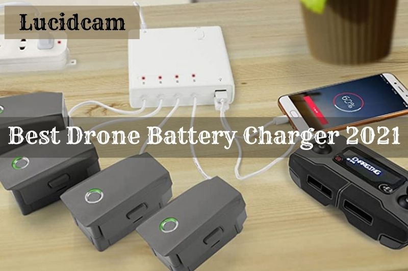 Best Drone Battery Charger
