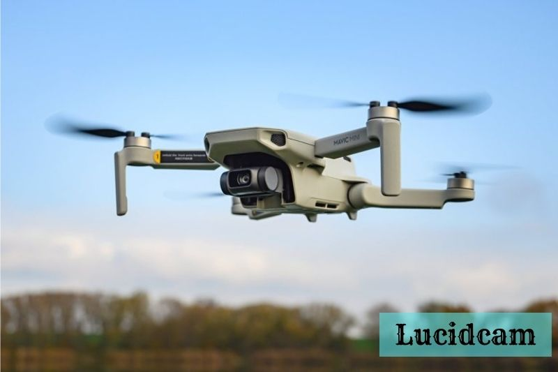 DJI Mavic mini - best selfie drone