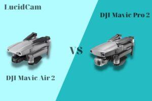 Dji Mavic air 2 vs pro 2