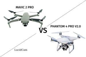 Dji Phantom 4 Pro Vs Mavic 2 Pro 2021 Which Drone Is Better For You