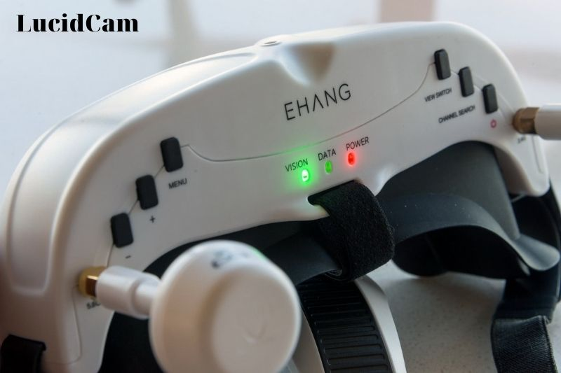 Ehang Ghost 2.0 VR review
