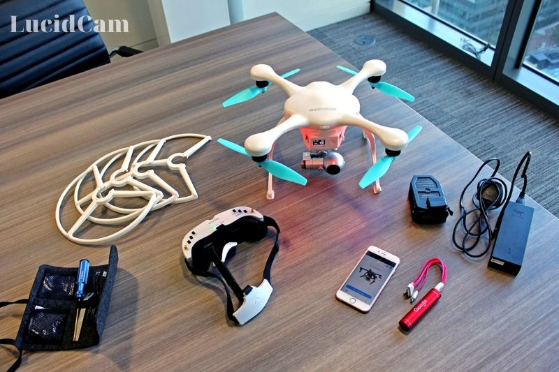 GHOST DRONE 2.0 REVIEW 1