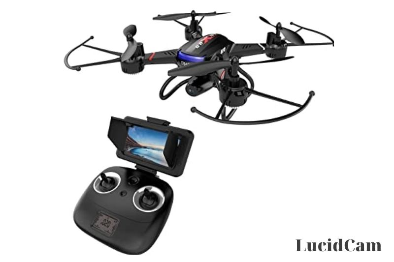 Holy Stone drone review 10