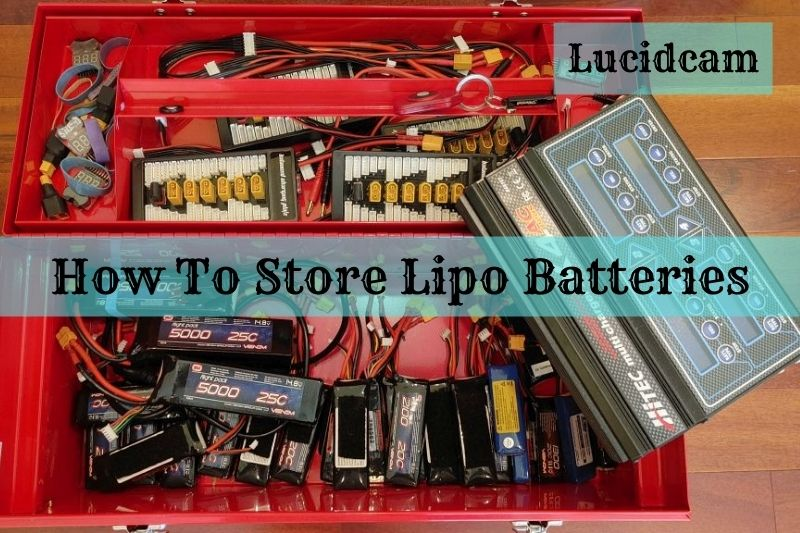 How To Store Lipo Batteries
