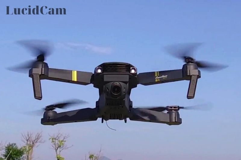 Blade 720p drone review