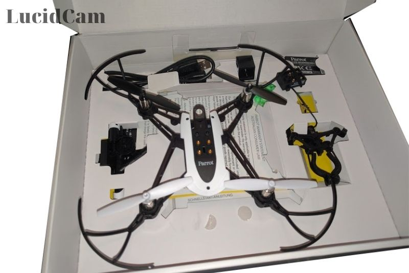 parrot mambo fpv- toy drones