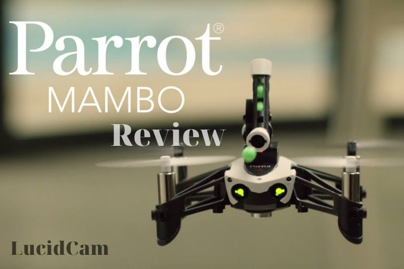 Parrot Mambo Drone Review