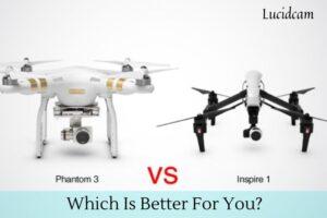 Phantom 3 vs Inspire 1