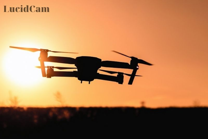 shoot photos and film aerial video