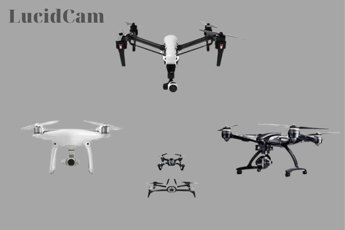 Different Type of drones