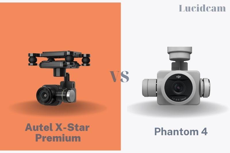 Autel Robotics X Star Premium Vs DJI Phantom 4