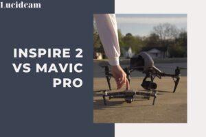 Inspire 2 vs Mavic pro