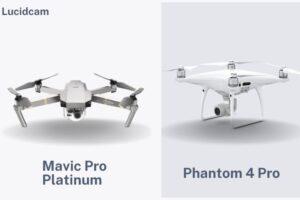 Mavic Pro Platinum vs Phantom 4 Pro