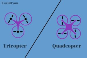 Tricopter vs quadcopter