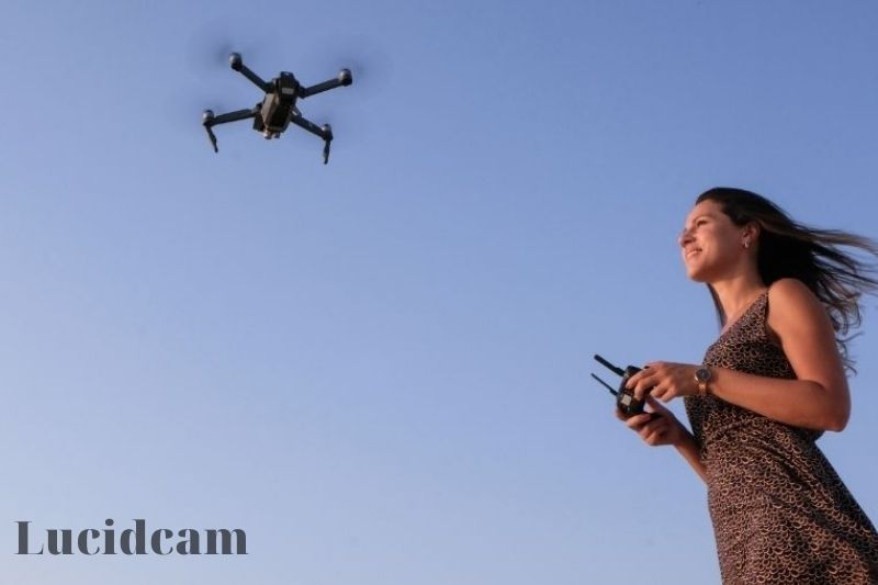 do you need wifi to fly a drone 3