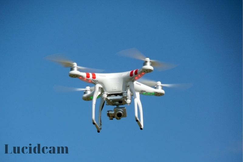do you need wifi to fly a drone 4